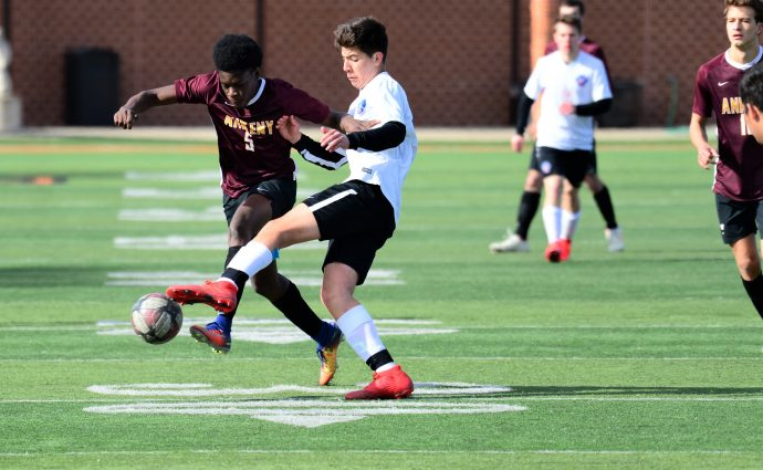 'Unlucky goal' dooms Ankeny boys in 2-1 loss at Urbandale