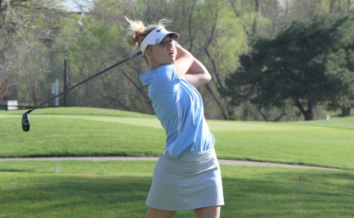 Centennial golfers place 5th in 15-team field at Marshalltown tourney