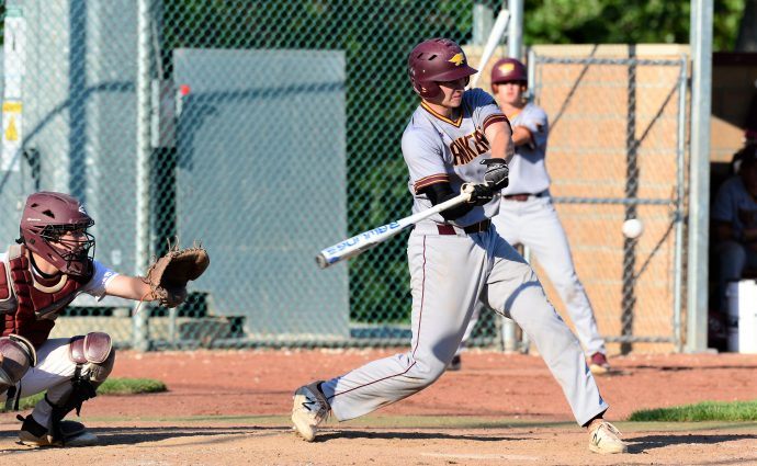 Hawks respond to coach's challenge with 9-4 win at Dowling in 2nd game