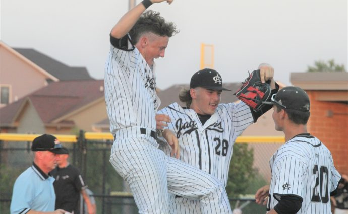 'I wanted to finish it': Morris goes distance, leads Jags into substate final