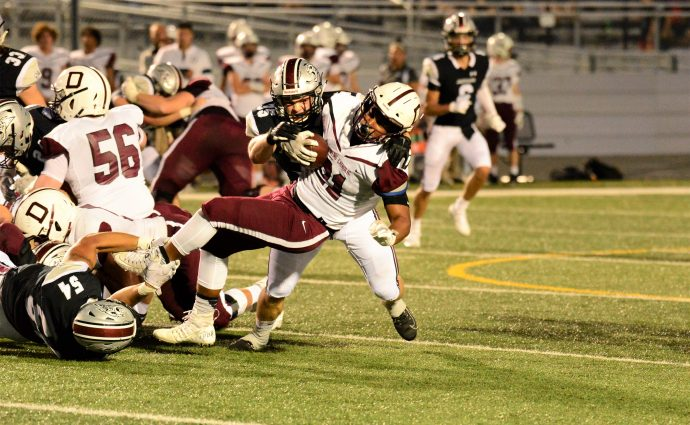 'We just got our butt kicked': Jaguars drop 31-10 decision to Dowling Catholic