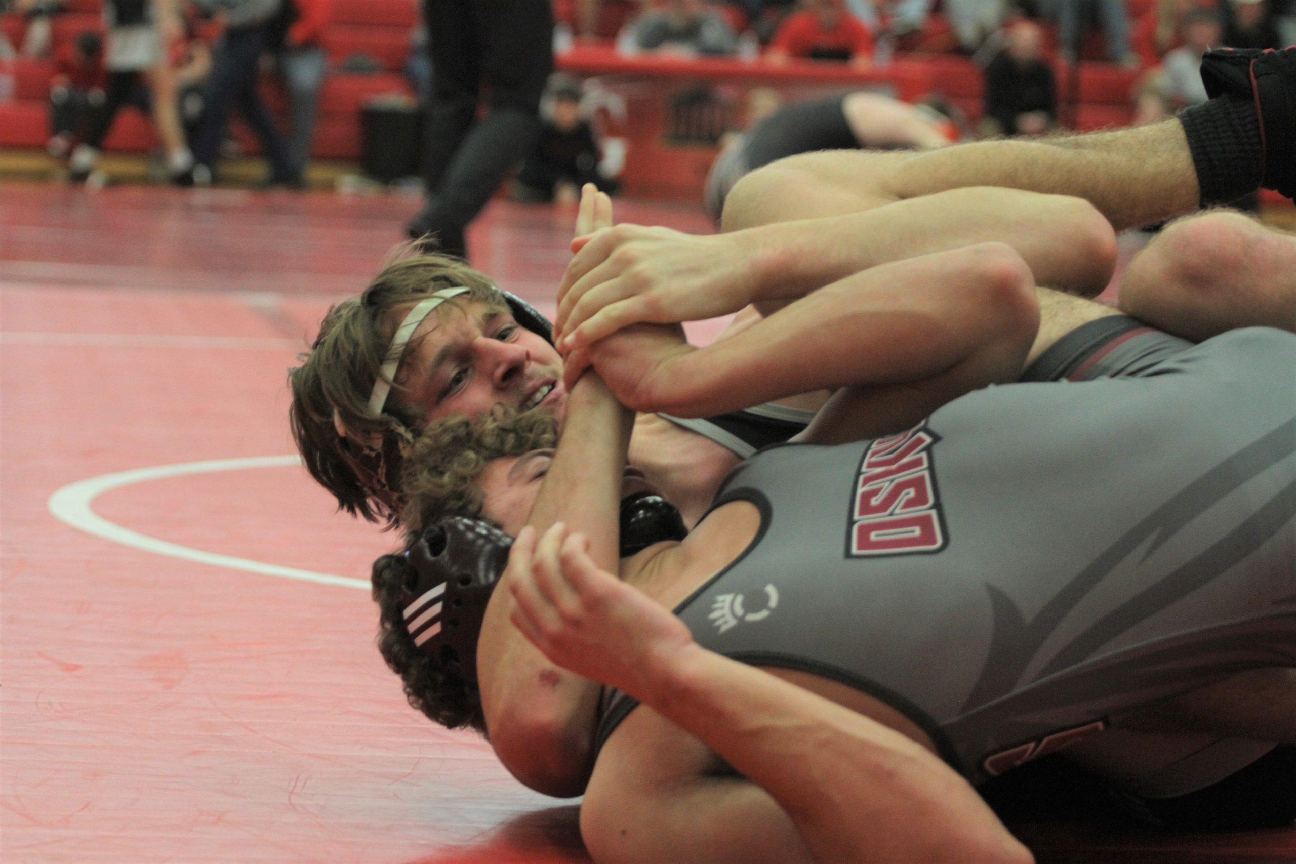 Revive Clinic and Spa Prep of the Week: Logan Neils, Ankeny Centennial wrestling