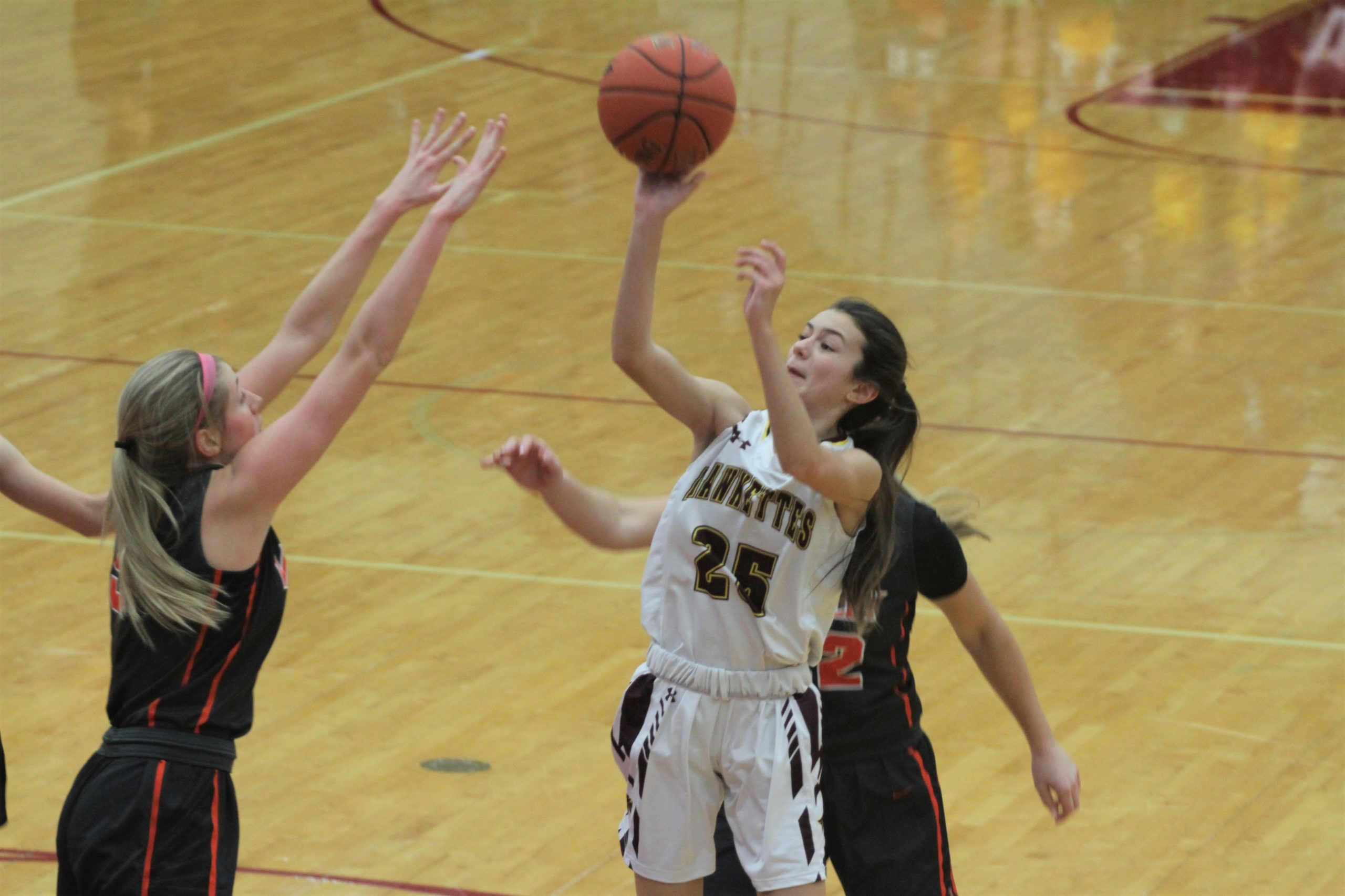 Hawkettes pass 'test of character', but Valley girls escape with victory