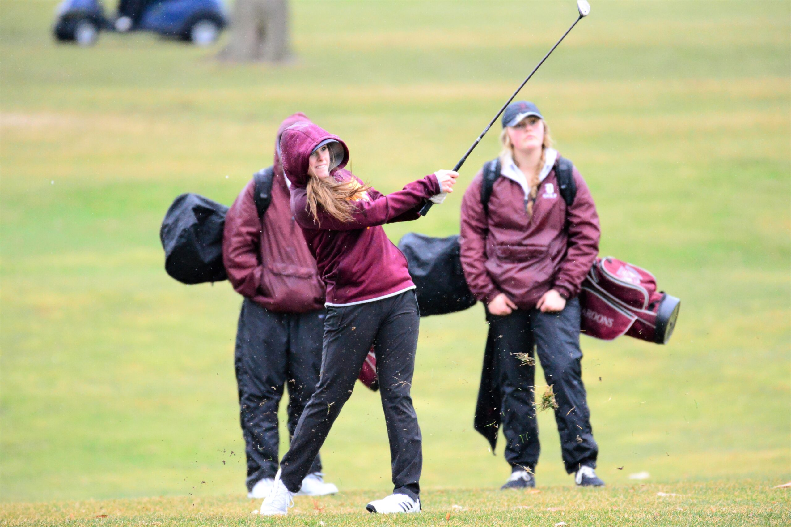 Ankeny Fanatic Preps of the Week: Claire Beath and Rachel Moore, girls' golf