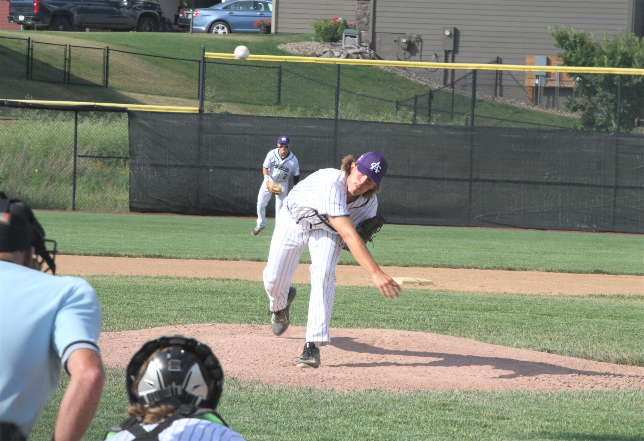 'Exactly what I needed': Morris tunes up for postseason with 1-hitter against Ames