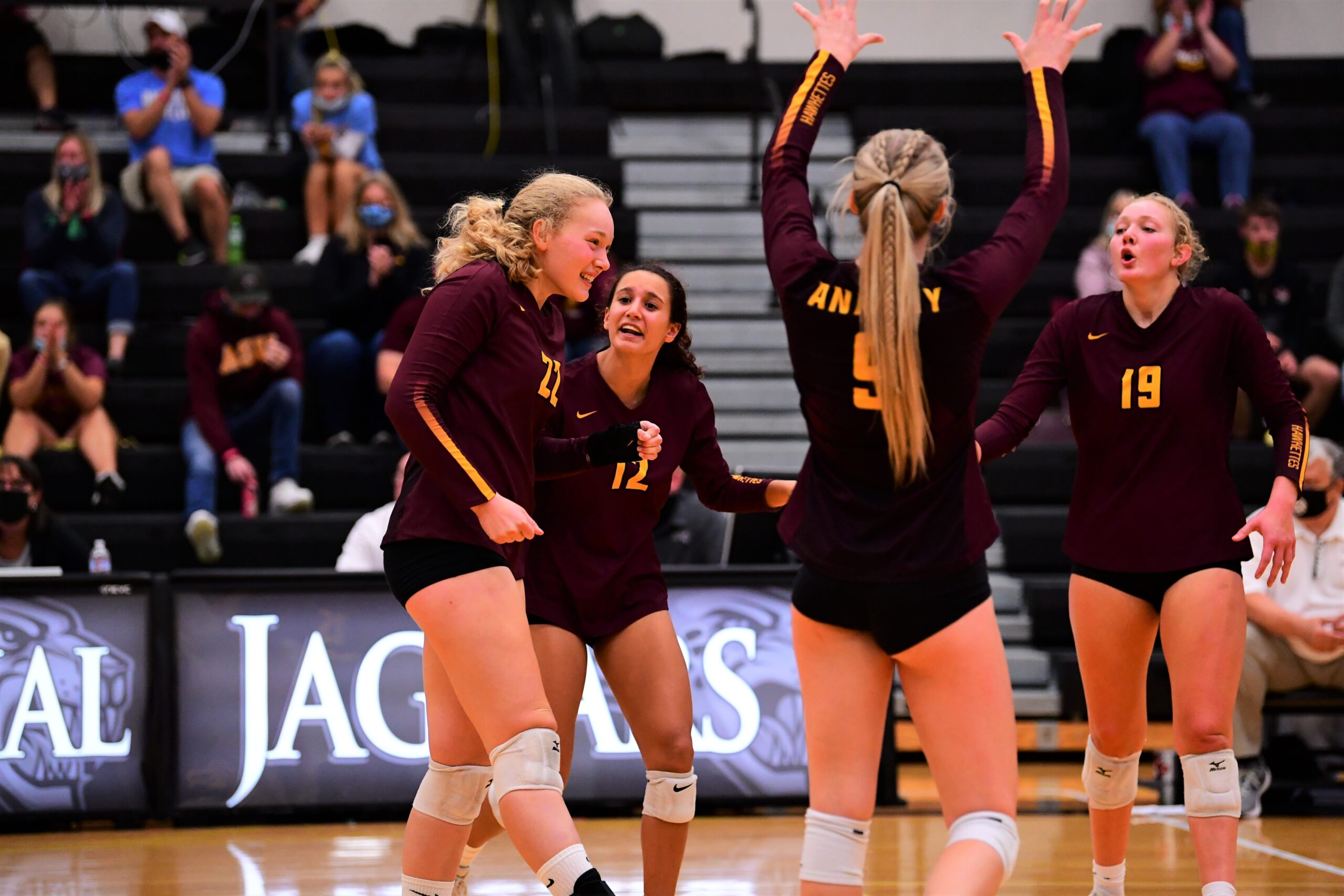 'They have a lot of weapons': Hawkettes top rival, will likely become No. 1 team