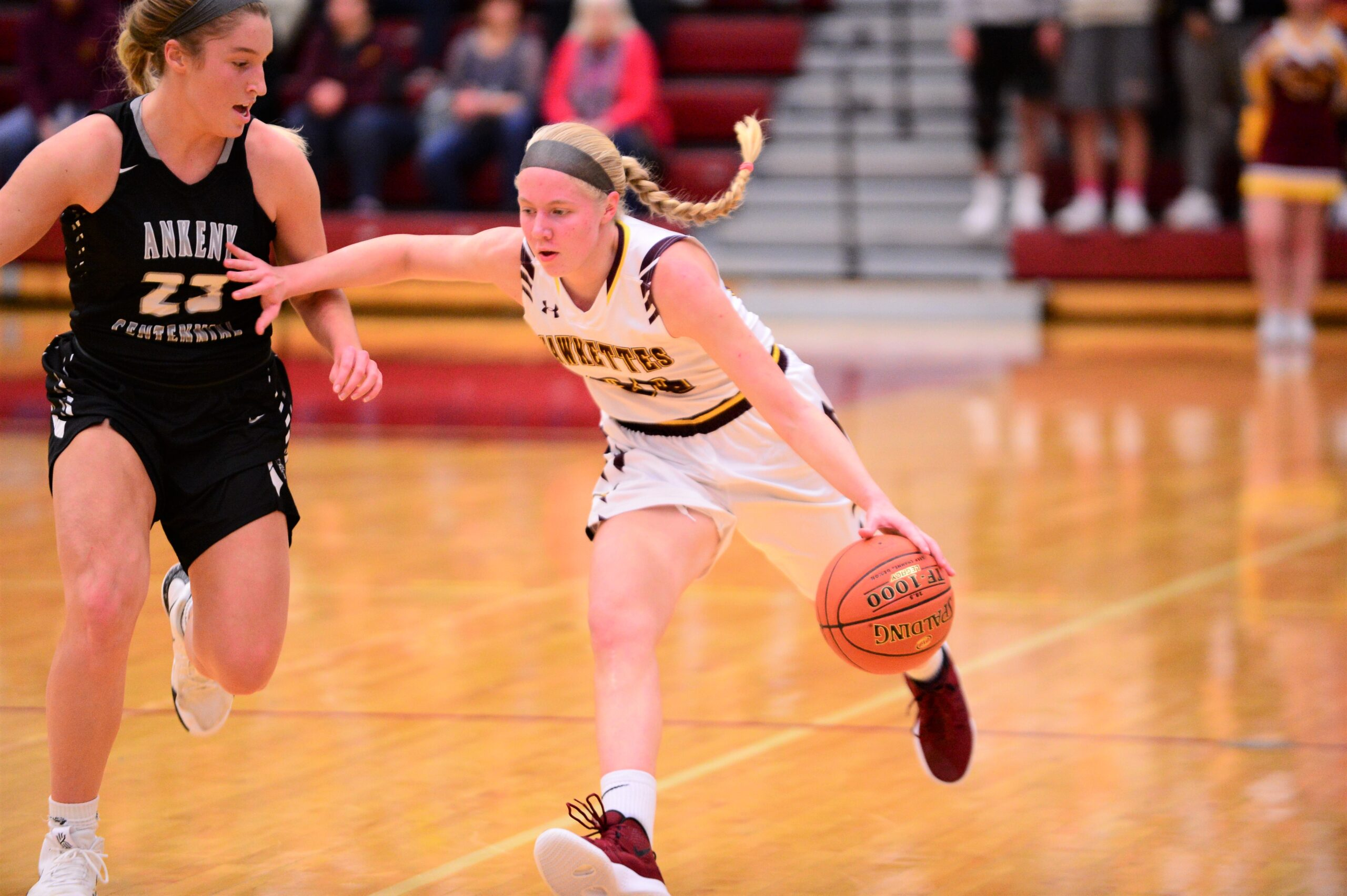'At NSU I truly felt at home!': Ankeny's Johnson commits to play for D2 Wolves