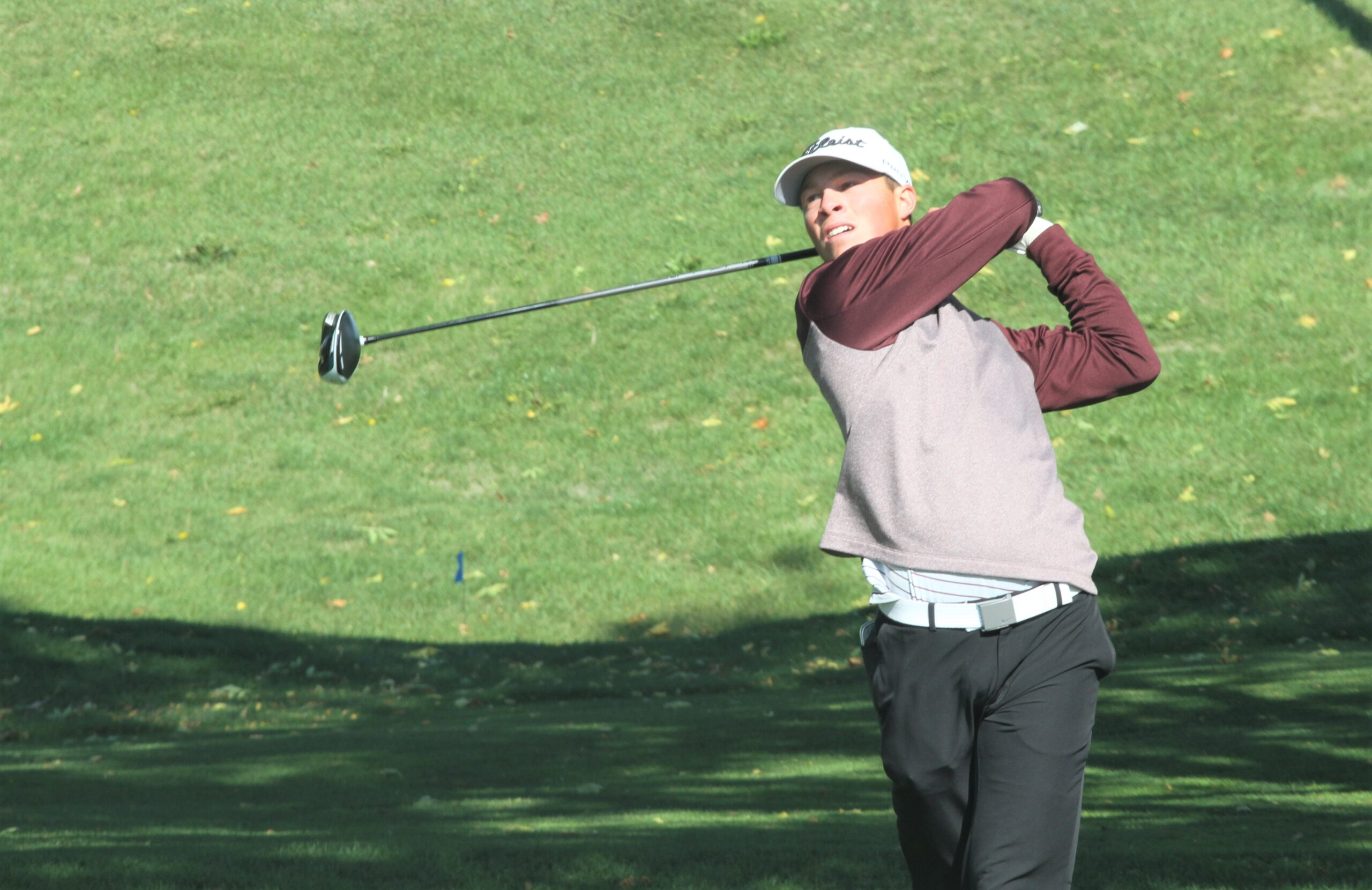 Johnson named player of the year by Iowa Golf Coaches Association