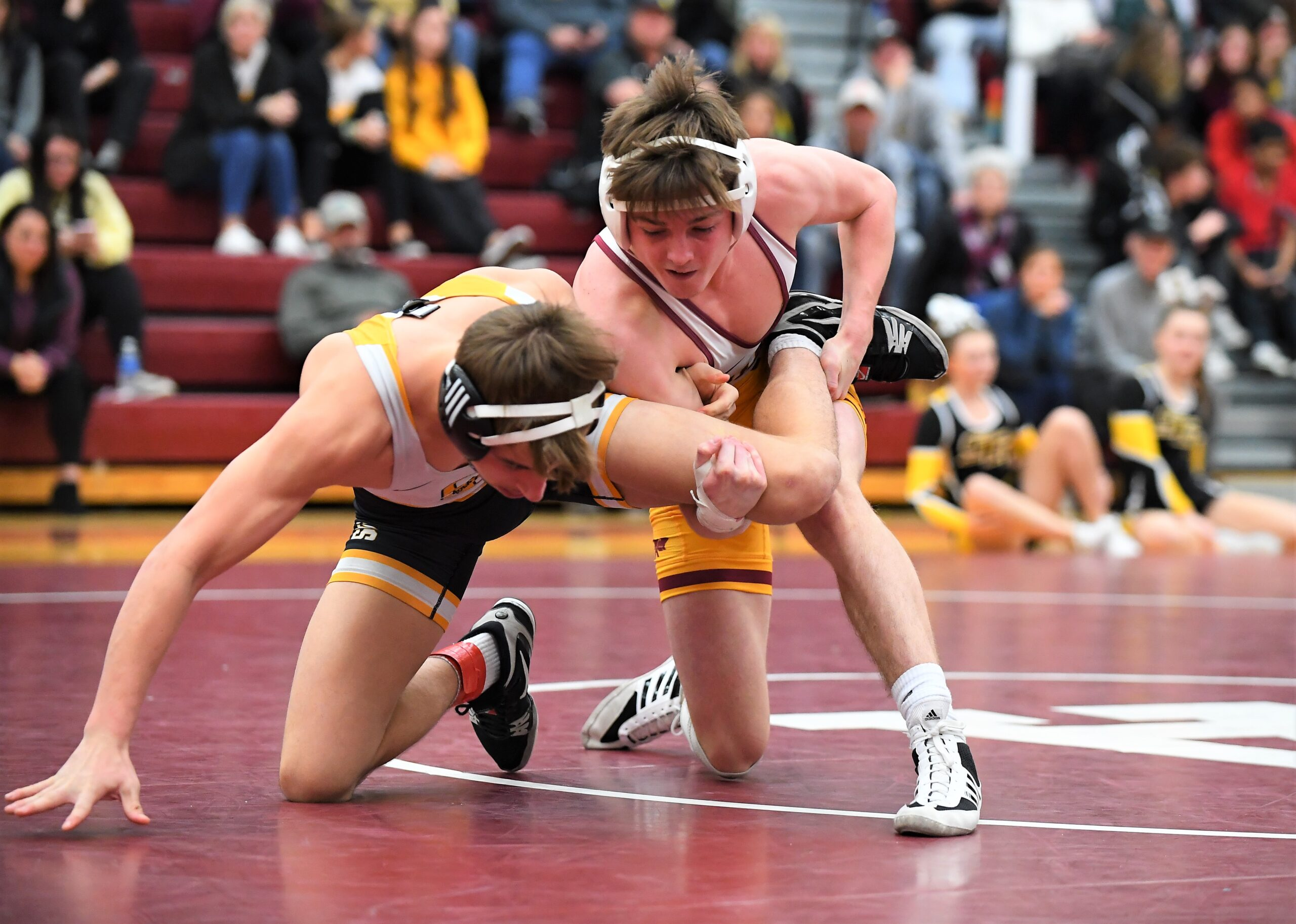 Hawk wrestlers look to continue Ankeny's recent run of championship success