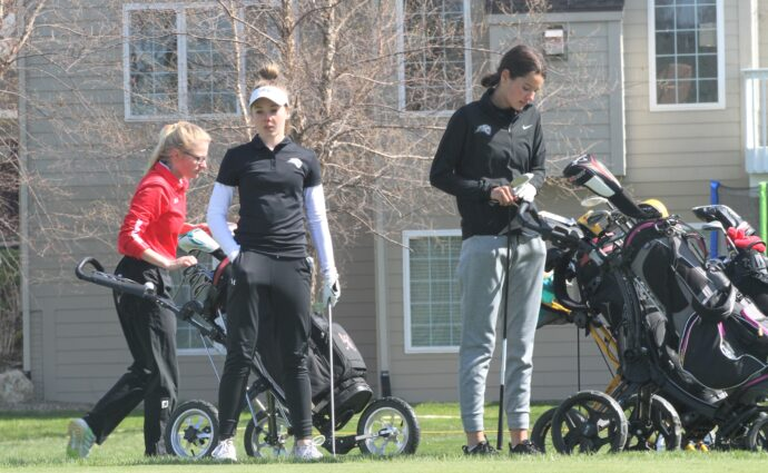 Jaguars rely on their depth to defeat Mason City golfers by 8 strokes