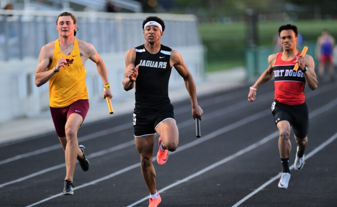 'We just want to go out and run fast': Jaguars race to first conference title