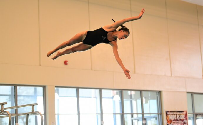 Ankeny divers post personal-best scores at Tiger Tanker Invitational