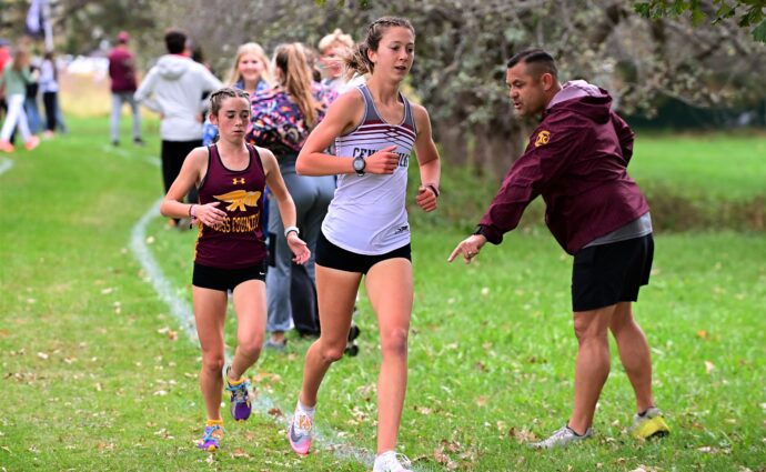 TICKET PUNCHED!: Centennial, Ankeny teams advance to state meet